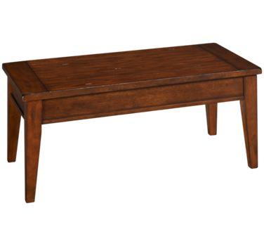 Jofran Dunbar Oak Rectangle Lift Top Tail Table Product Image