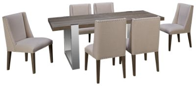 Universal Modern 7 Piece Dining Set. Product Image. Product Image  Unavailable