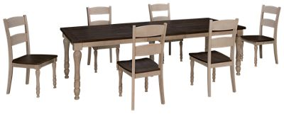 Jofran Madison County 7 Piece Dining Set. Product Image. Product Image