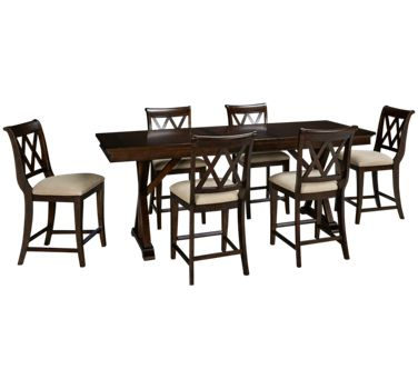 Legacy classic thatcher legacy classic thatcher pub table and 6 pub table and 6 pub chairs product image product image unavailable watchthetrailerfo