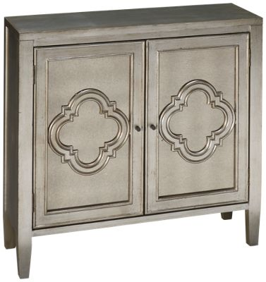 Stein World Mendon Stein World Mendon 2 Door Cabinet With Mirror   Jordanu0027s  Furniture