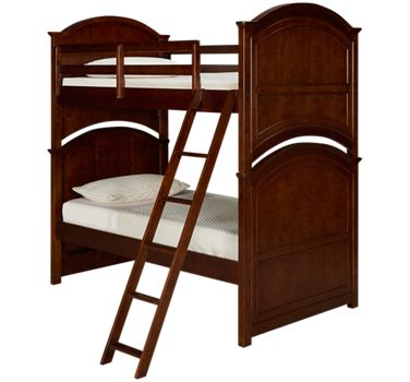 Legacy Classic Impressions Legacy Classic Impressions Twin Bunk Bed