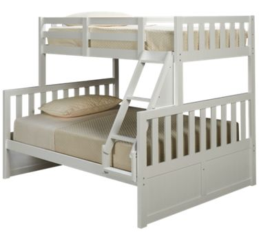 United Mission Hill Twin Over Full Bunk Bed Image
