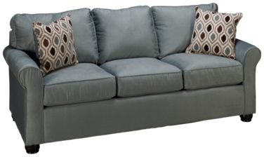 United Preston United Preston Queen Sleeper Sofa Jordan S Furniture