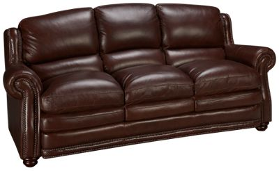 Futura Davenport Futura Davenport Leather Sofa Jordan S