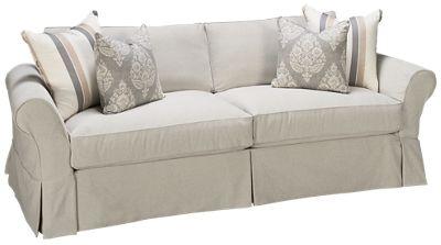 Merveilleux Four Seasons Alyssa Four Seasons Alyssa Sofa With Slipcover   Jordanu0027s  Furniture
