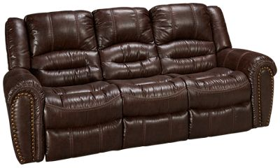 Flexsteel Downtown Power Sofa Recliner. Product Image. Product Image ...
