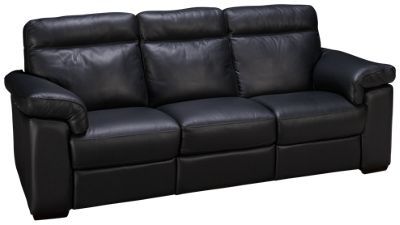 Natuzzi Editions Brivido Leather Power Sofa Recliner. Product Image.  Product Image ...